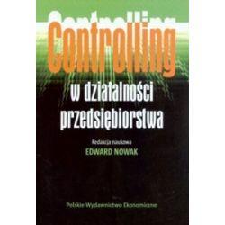 Controlling w działalności przedsiębiorstwa
