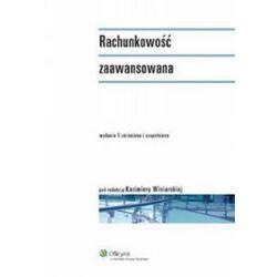 Rachunkowość zaawansowana - Kazimierz Sawicki