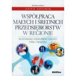 Współpraca małych i średnich przedsiębiorstw w regionie - Anna Adamik