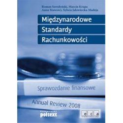 Międzynarodowe Standardy Rachunkowości - Sylwia Jałowiecka-Madeja, Marcin Krupa, Roman Seredyński