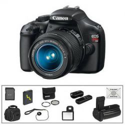 Canon Canon EOS Rebel T3 DSLR Camera w/18-55mm f/3.5-5.6 IS II