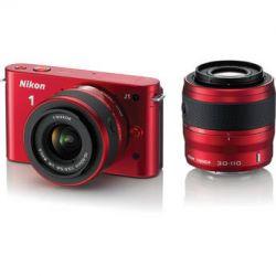 Nikon 1 J1 Mirrorless Digital Camera with 10-30mm / 27553 B&H
