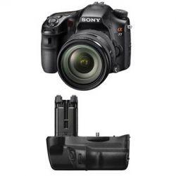 Sony Sony Alpha SLT-A77 DSLR Camera with 16-50mm f/2.8 Lens Kit