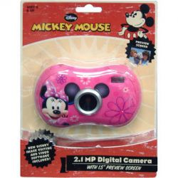 Sakar Disney Minnie Mouse Digital Camera 81010-TRU B&H Photo