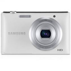 Samsung ST72 Digital Camera (White) EC-ST72ZZBPWUS B&H Photo