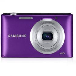 Samsung ST72 Digital Camera (Purple) EC-ST72ZZBPLUS B&H Photo