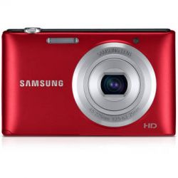 Samsung  ST72 Digital Camera (Red) EC-ST72ZZBPRUS B&H Photo Video