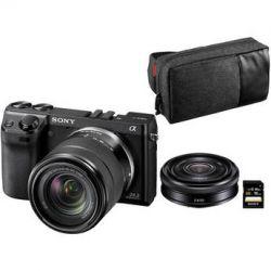 Sony Alpha NEX-7 Digital Camera Limited Edition NEX7K/B2BDL B&H