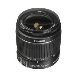 Canon EF-S 18-55mm f/3.5-5.6 IS II Lens (White Box) 2042B002WB