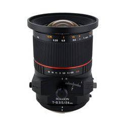 Rokinon Tilt-Shift 24mm f/3.5 ED AS UMC Lens for Canon TSL24M-C