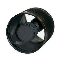 Rokinon 500mm f/6.3 Mirror T-Mount Lens (Black) ED500M-B B&H