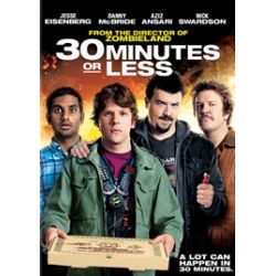 30 Minutes Or Less (DVD 2011)