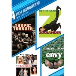 4 Film Favorites: Ben Stiller (DVD)