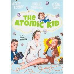 Atomic Kid, The (DVD 1954)