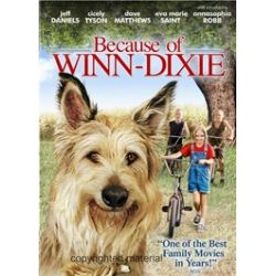 Because Of Winn-Dixie (DVD 2005)