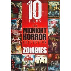 10 Film Midnight Horror Collection: Zombies (DVD)