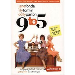 9 To 5: Sexist, Egotistical, Lying, Hypocritical Bigot Edition (Widescreen) (DVD 1980)