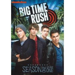 Big Time Rush: Season One - Volume One (DVD 2009)