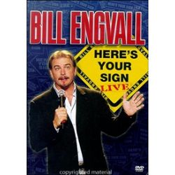 Bill Engvall: Here's Your Sign - Live! (DVD 2004)
