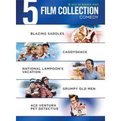 Best Of Warner Bros.: 5 Film Collection - Comedy (DVD)