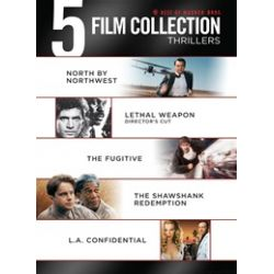 Best Of Warner Bros.: 5 Film Collection - Thrillers (DVD)