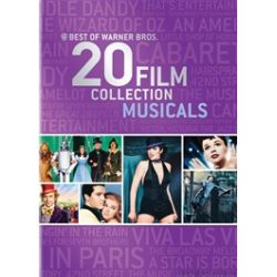Best Of Warner Bros.: 20 Film Collection - Musicals (DVD)