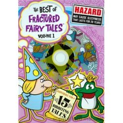 Best Of Fractured Fairy Tales, The: Volume 1 (DVD 1999)