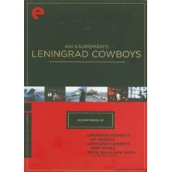 Aki Kaurismaki's Leningrad Cowboys: Eclipse From The Criterion Collection (DVD)