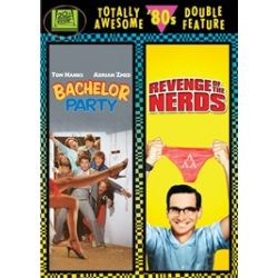 Bachelor Party / Revenge Of The Nerds: Special Edition (Double Feature) (DVD 1984)