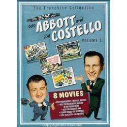 Best Of Bud Abbott & Lou Costello, The: Volume 3 (DVD 1948)