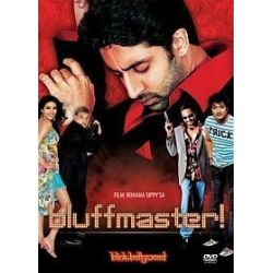 Bluffmaster (DVD) - Rohan Sippy