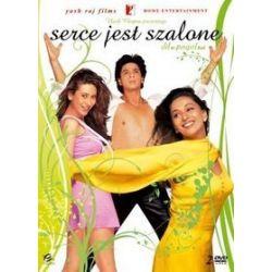 Serce jest szalone (DVD) - Yash Chopra
