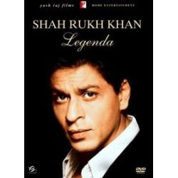 Shah Rukh Khan - Legenda (DVD) - Yash Chopra