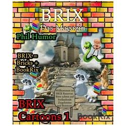 eBooks: BRIX Cartoons 1  von Phil Humor