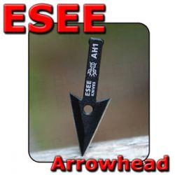 "ESEE AH 1 Arrowhead Survival Knife Tool 2 5"" 0 5 Oz"