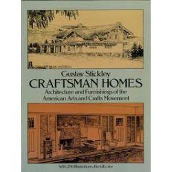 eBooks: Craftsman Homes  von Gustav Stickley
