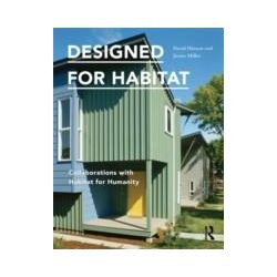 eBooks: Designed for Habitat. Collaborations with Habitat for Humanity  von Justin Miller, David Hinson