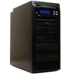 1 4 USB SD CF MS MMC Multiple Media Flash Backup Copier CD DVD Disc Duplicator