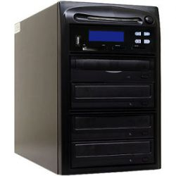 1 3 USB SD CF MS MMC Multiple Media Flash Backup Copier CD DVD Disc Duplicator