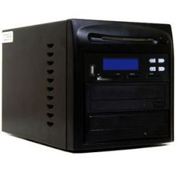 1 1 USB SD CF MS MMC Multiple Media Flash Backup Copier CD DVD Disc Duplicator