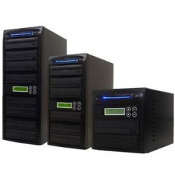 Standalone Blu Ray CD DVD Duplicator 500GB USB Disc Copier Multi Burner Tower