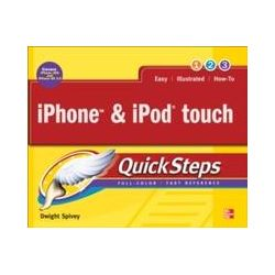 eBooks: iPhone & iPod touch QuickSteps  von Dwight Spivey