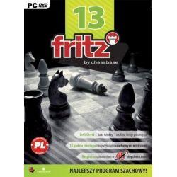 Fritz 13 (PC) DVD