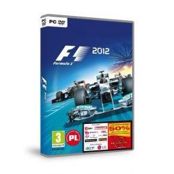 F1 2012 (PC) DVD