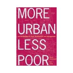 eBooks: More Urban Less Poor. An Introduction to Urban Development and Management  von Goran Tannerfeldt, Per Ljung
