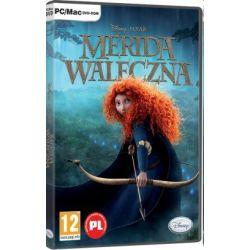 Merida Waleczna (PC) DVD