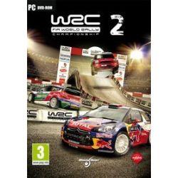 WRC 2 (PC) DVD