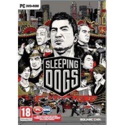 Sleeping Dogs (PC) DVD
