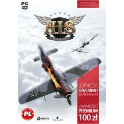 HIS - Heroes in the sky (MMO) (PC) DVD