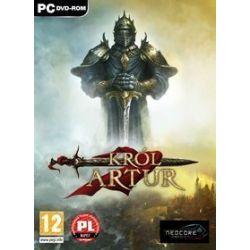Król Artur Złota Edycja (PC) DVD